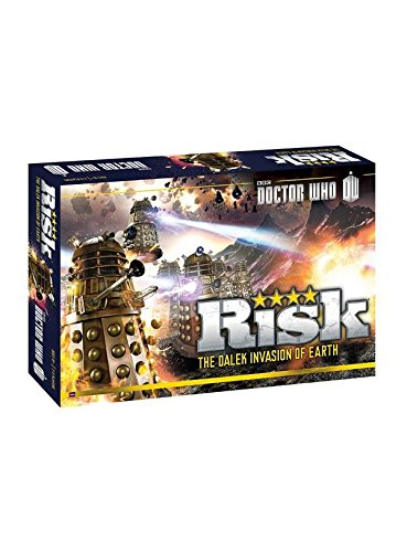 Dr Who Risk Winning Moves Risiko Spiele und Game of Thrones