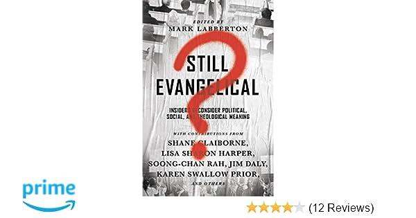 Still Evangelical?: Insiders Reconsider Political, Social