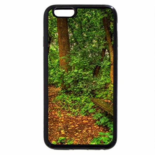 iPhone 6S Case, iPhone 6 Case (Black & White) - Nature's Gifts