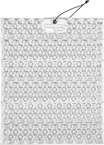 (Therm-a-Rest Z Seat Cushion Insulated Sitting Pad, Limon/Silver (Renewed))