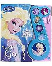 """Disney® Frozen Let It Go: Features the song """"Let It Go"""""""