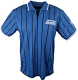 Smackdown Live WWE WWF Referee Shirt New Adult Sizes-L