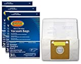 EnviroCare Replacement Vacuum Bags for Eureka Style V Canisters 10 Bags