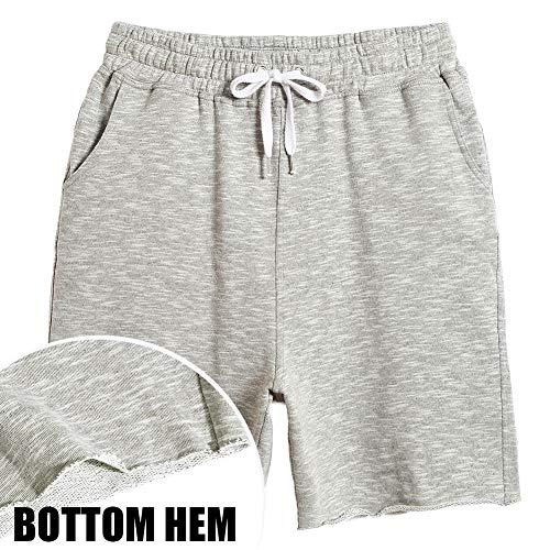 (MaaMgic Men's Casual Classic Shorts Cotton 7