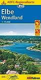 ADFC-Regionalkarte Elbe Wendland 1:75.000, reiß- und wetterfest, GPS-Tracks Download (ADFC-Regionalkarte 1:75000)