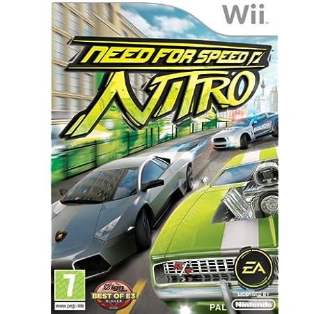 Need For Speed: Nitro (Wii) [Importación Inglesa]: Amazon.es: Videojuegos
