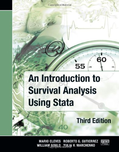 An Introduction to Survival Analysis Using Stata, Third...
