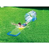 Play Day Splash Tunnel Water Slide l Get Wet and have Fun with this Special Water Slide