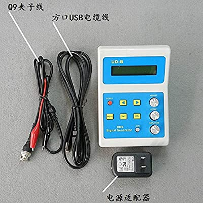Utini UDB1100 Series Single Channel DDS Function Signal Generator Signal Source Frequency Meter Counter Sweep Frequency - (Color: type2)