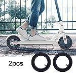 OurLeeme-Pneumatico-Scooter-Elettrico-2-Pezzi-Ruota-Pneumatico-Interna-Sostituzione-Pneumatico-AnteriorePosteriore-Puncture-per-Xiaomi-M365-Scooter