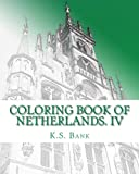 img - for Coloring Book of Netherlands. IV (Volume 4) book / textbook / text book