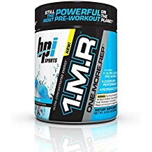 BPI Sports 1.M.R One More Rep Ultra Concentrated Energy Supplement, Snow Cone Supplement, 8.5 Ounce