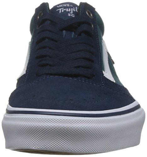 Zapatillas Vans: TNT SG Dress Blue NV/GN Dress Blues/deep Teal