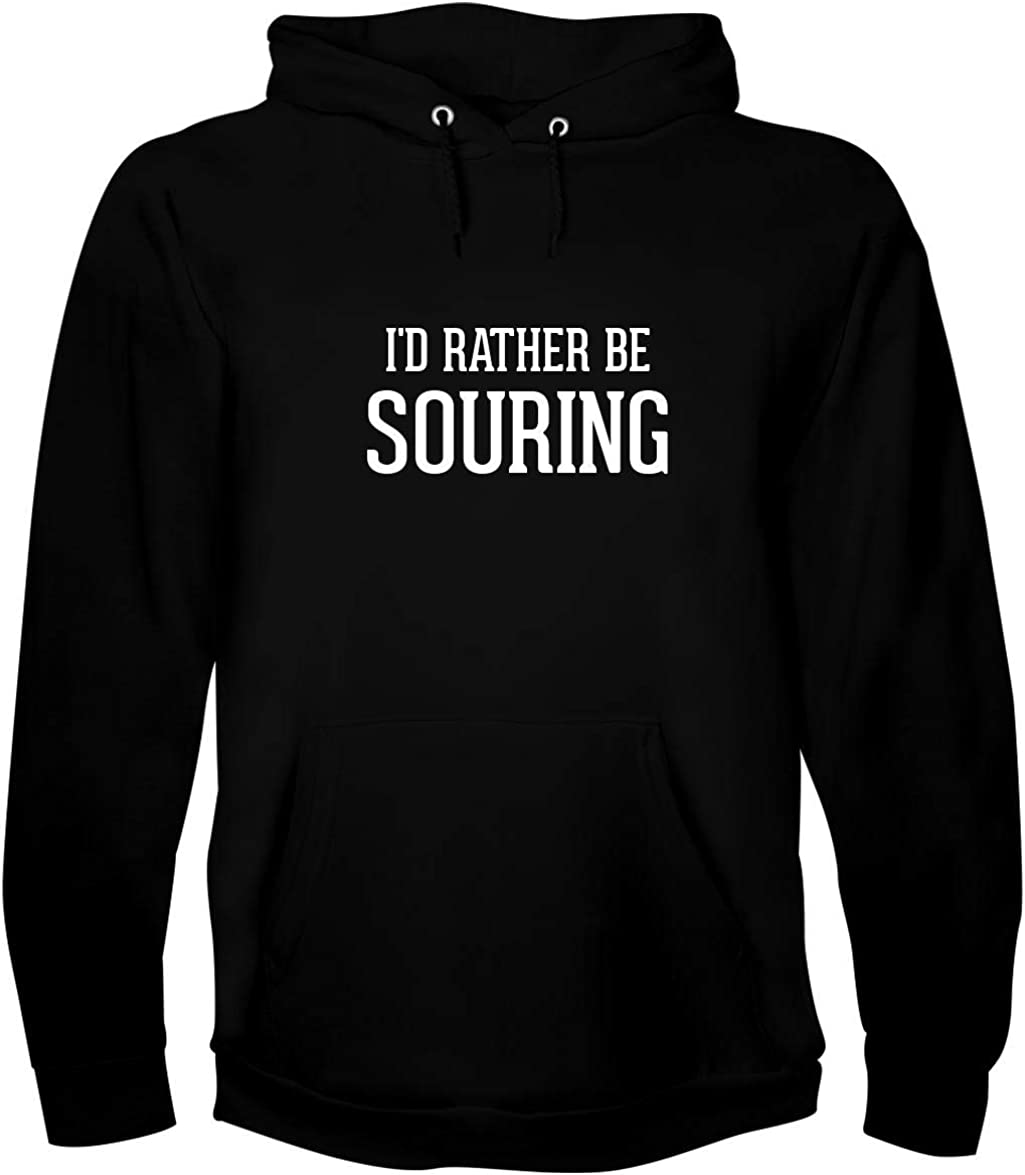 I'd Rather Be SOURING - A Soft & Comfortable Men's Hoodie Sweatshirt