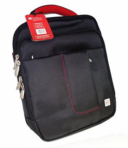 Monster Black Notebook Backpack Laptop Computer Shoulder Bag - Bluetooth Vista Notebooks