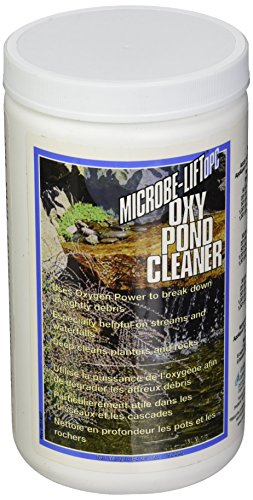 Cleaner Pond Oxy (Microbe Lift Oxy Pond Cleaner, 2lb)
