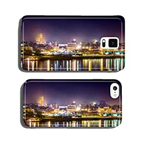View of Belgrade downtown at night - Serbia cell phone cover case iPhone6 Plus