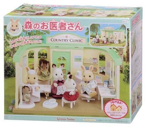 Epoch Mr. doctor of Sylvanian Families shop forest H-12