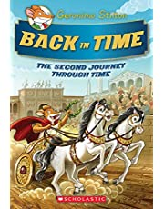 The Journey Through Time #2: Back in Time (Geronimo Stilton Special Edition)