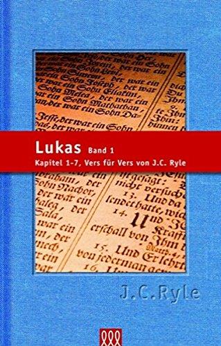 Lukas Band 1 von Wolfgang Bühne