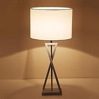 Simple Soporte Lámparas de mesa,Decoración Dormitorio Lámpara ...