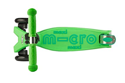 Maxi Micro Deluxe Patinete Verde MMD022