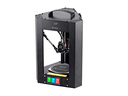 Monoprice Mini Delta 3d impresora calefactables Build Plate montado con micro SD con europeo tipo F Power Plug – 124168