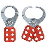 Master Lock Lockout Hasp, Safety #421