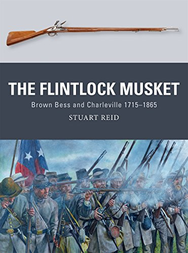 - The Flintlock Musket: Brown Bess and Charleville 1715-1865 (Weapon)