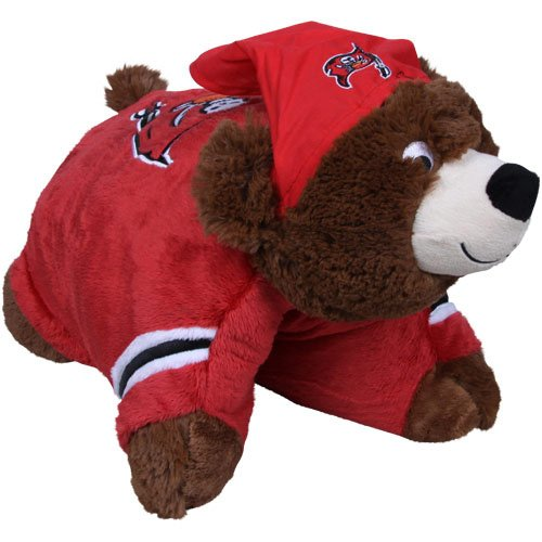 (Fabrique Innovations NFL Pillow Pet , Tampa Bay Buccaneers, Large)