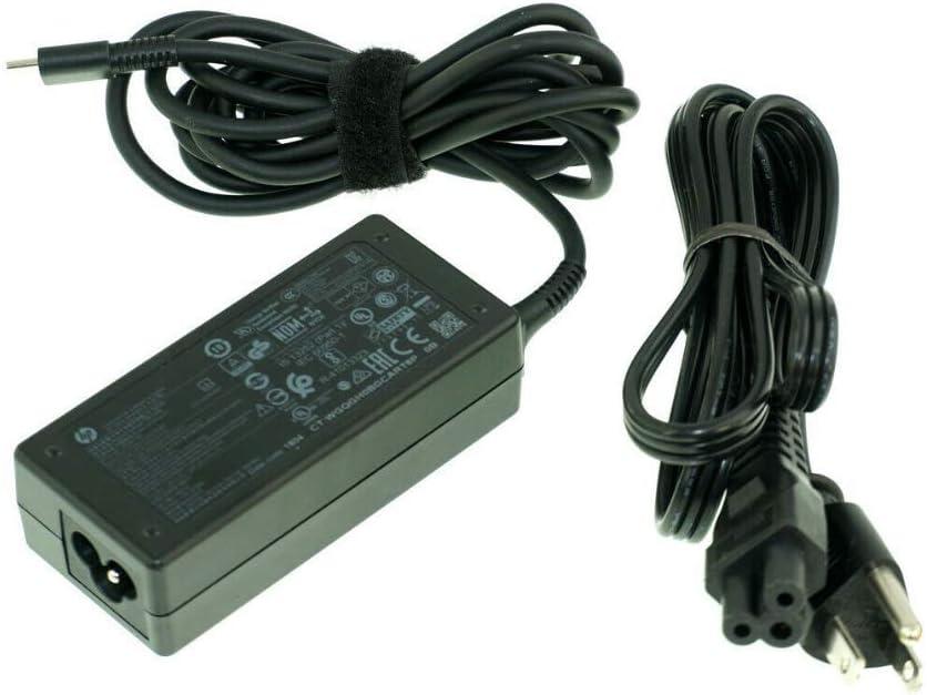 NEW Original OEM HP 45W USB-C Charger PA1450-33HQ 918337-001 844205-850 TPN-LA07