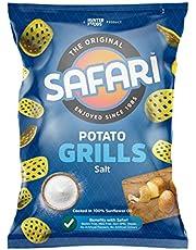 SAFARI Potato Grills – Salt, 60 gm