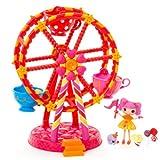 lalaloopsy ferris wheel - Mini Lalaloopsy Ferris Wheel Playset by Lalaloopsy