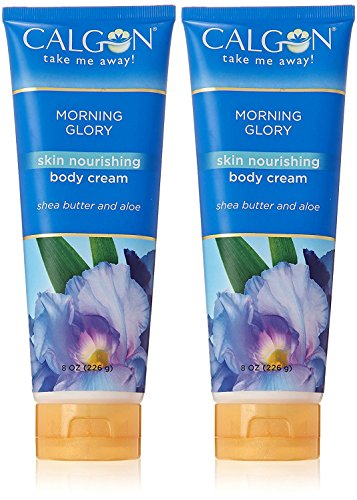 (Calgon Morning Glory Skin Nourishing Body Cream 8 Oz / 226 G for Women by Calgon (2)