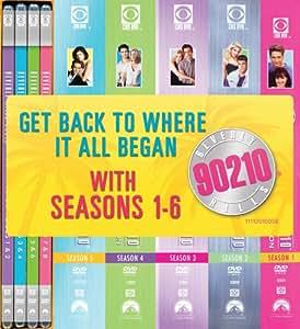 Amazon.com: Beverly Hills 90210 - Seasons 1-6: Luke Perry, Jason Priestley: Movies & TV