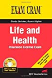 img - for Life and Health Insurance License Exam Cram 1st by Educational Services, Bisys (2004) Paperback book / textbook / text book
