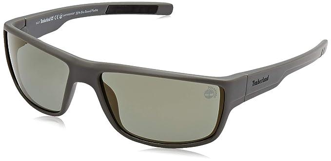 Timberland TB9153 Gafas de sol, Verde (Matte Dark Green ...
