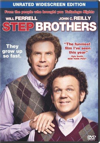 Step Brothers [DVD] [2008] [Region 1] [US Import] [NTSC]