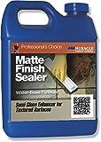 Miracle Sealants MFS QT SG Water-Base Formula Matte Finish Sealer, 1 quart Bottle by Miracle Sealants