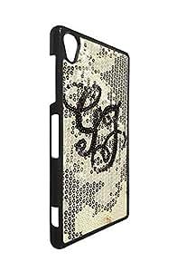 Sony Xperia Z2 Fundas Case Guess Brand Logo, Charming Sony Xperia Z2 Fundas Case Brand Logo for Men Super Slim