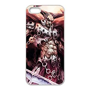 Strong Monster Custom Protective Hard Phone Cae For Iphone 5s