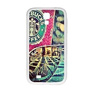 KKDTT Starbucks design fashion cell phone case for samsung galaxy s4