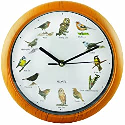 SK Singing Bird Clock