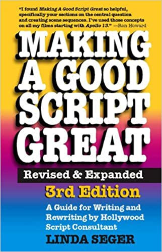 Amazon making a good script great ebook linda seger kindle store fandeluxe Choice Image