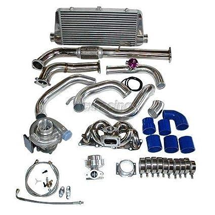 Amazon.com: Turbo Kit For 1991-1994 Nissan S13 240SX with Stock KA24DE DOHC Engine: Automotive