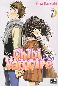 Chibi Vampire Karin, Tome 7 par Yuna Kagesaki