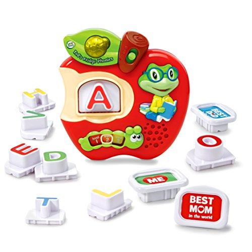 (LeapFrog Tad's Fridge Phonics Magnetic Letter Set Toy)