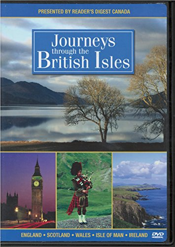 Price comparison product image Journeys Through the British Isles - England,  Scotland,  Wales,  Isle of Man,  Ireland (Presented by Reader's Digest Canada) [3 DVD Set]