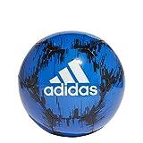 Adidas Performance Ace Glider II Soccer Ball, Football Blue/Black/White, Size 5