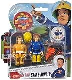 Feuerwehrmann Sam - Spiel Figuren Set II - Sam & Arnold